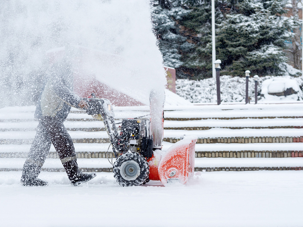 We Make Snow Removal Simple